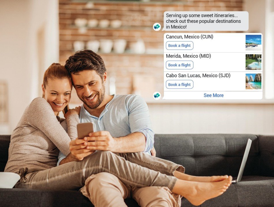 WestJet Online Chat Support 'Juliet' Launches With AI Service By Netomi