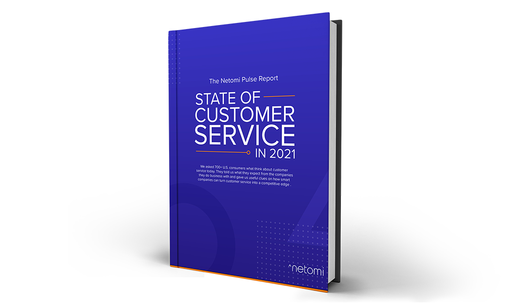 The State of Customer Service in 2021