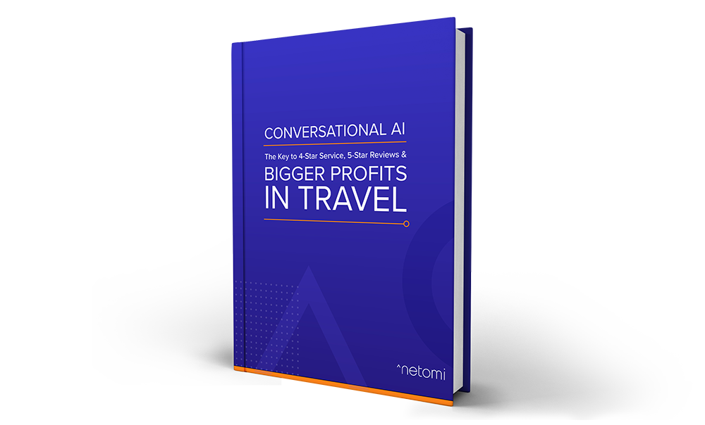 AI and Travel: The Key To Four-Star Service, Five-Star Reviews, And Bigger Profits in Travel