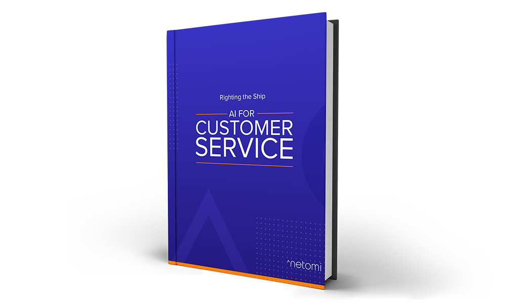 AI For Customer Service: Righting The Ship