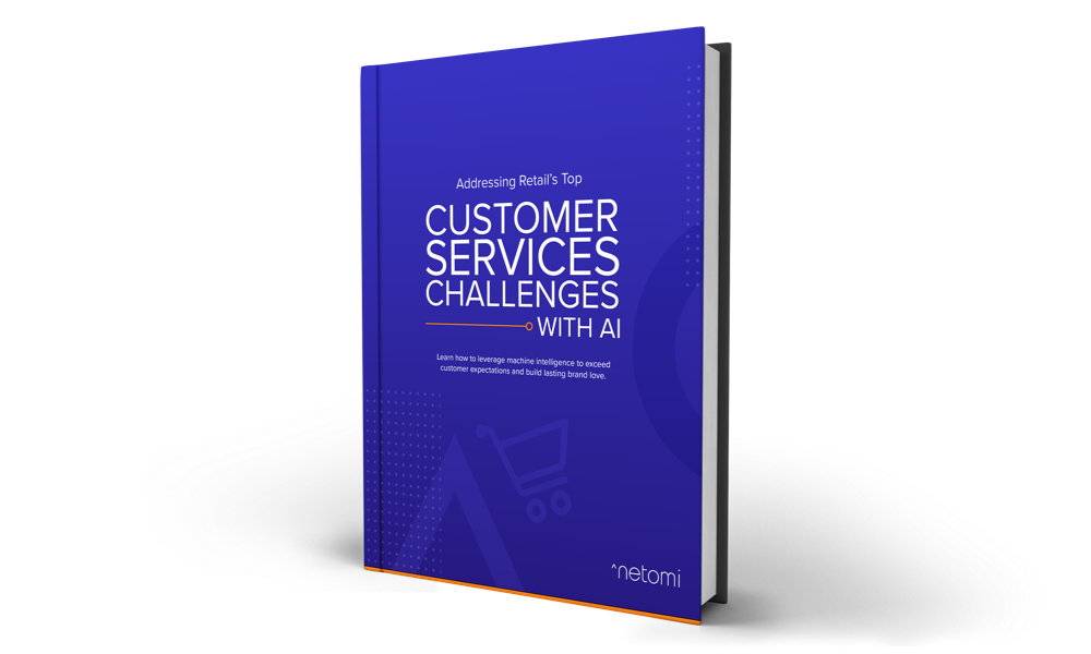 Addressing The Top Customer Service Challenges in Retail with AI