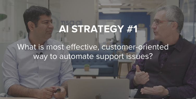 Series: Automate the right support issues with AI, Part1