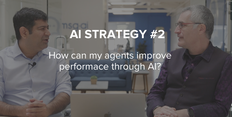 Series: Improve agent performance with AI, Part 2