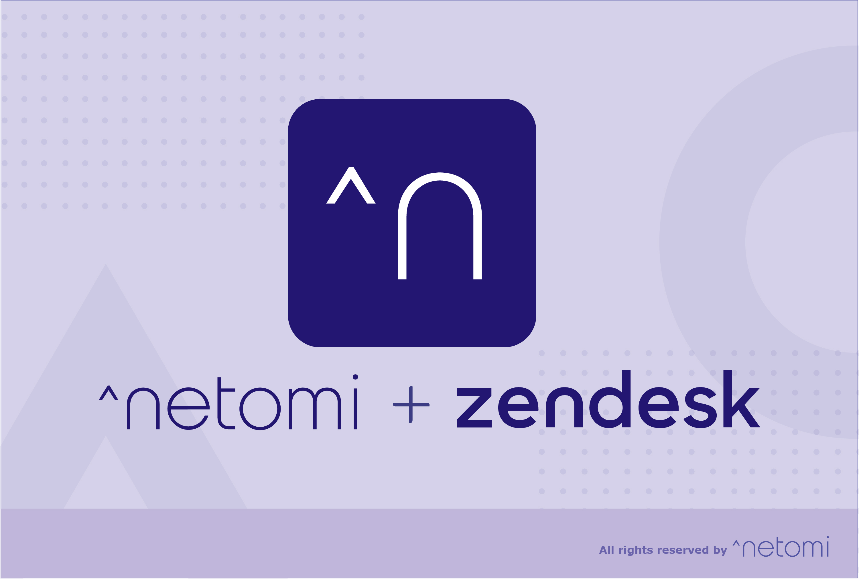 Zendesk Integration with Netomi