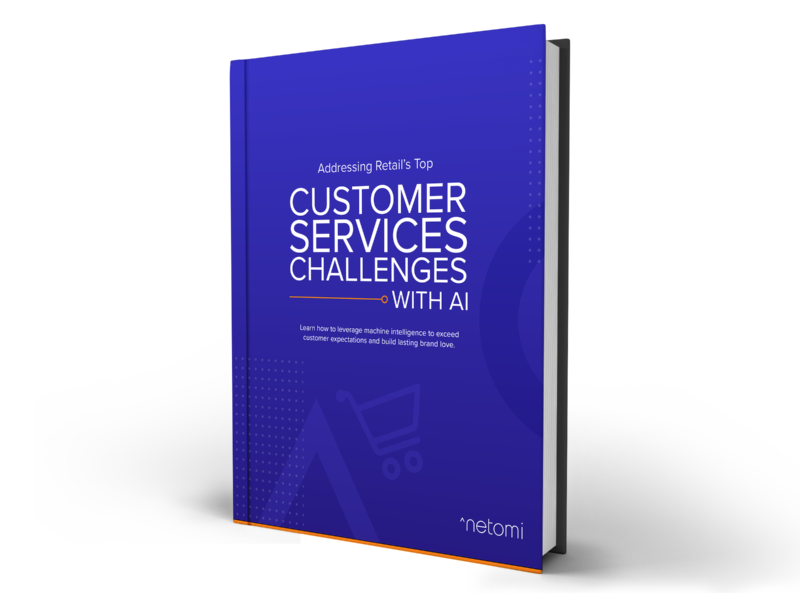 Addressing Retail's Top Customer Service Challenges With AI