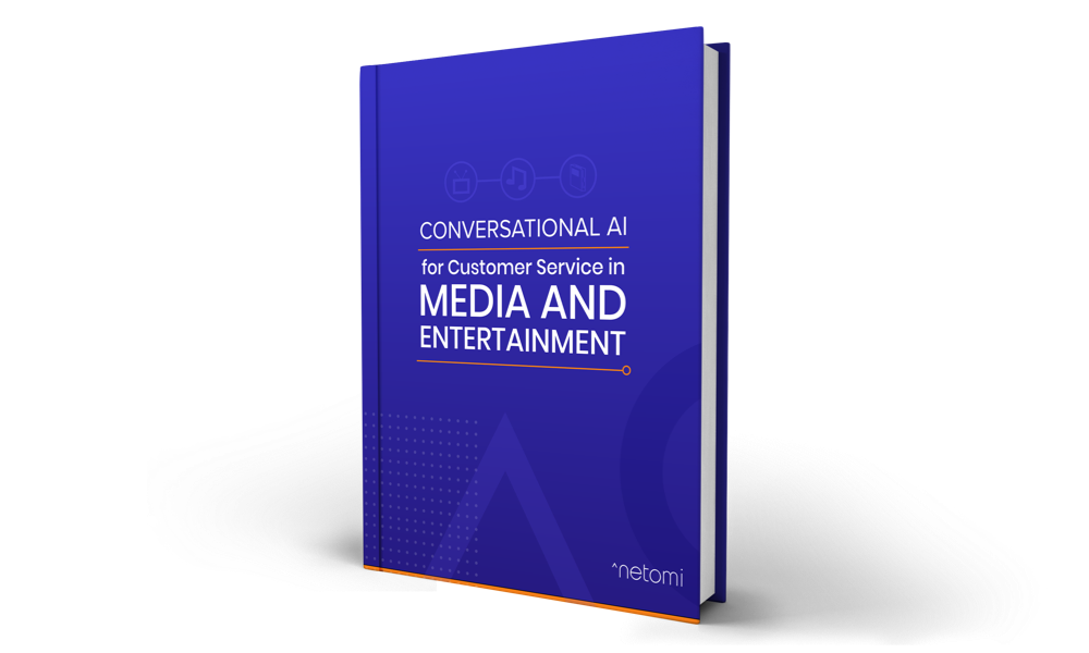 Conversational AI for Customer Service in Media and Entertainment