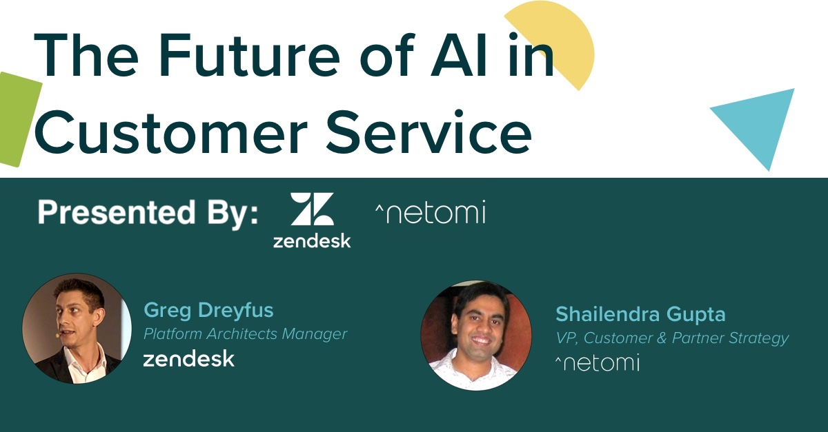 the future of ai in customer service webinar