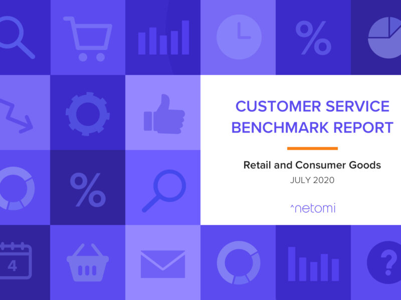 Customer Service Benchmark