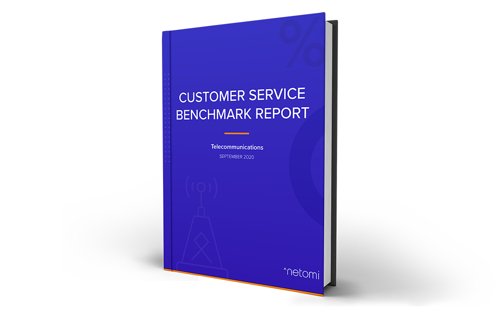 Customer Service Benchmark Report: Telecom – Edition 2020