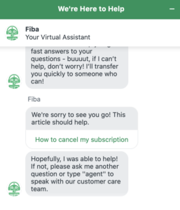 How Freshly combines their Zendesk Knowledge Base with an AI chatbot