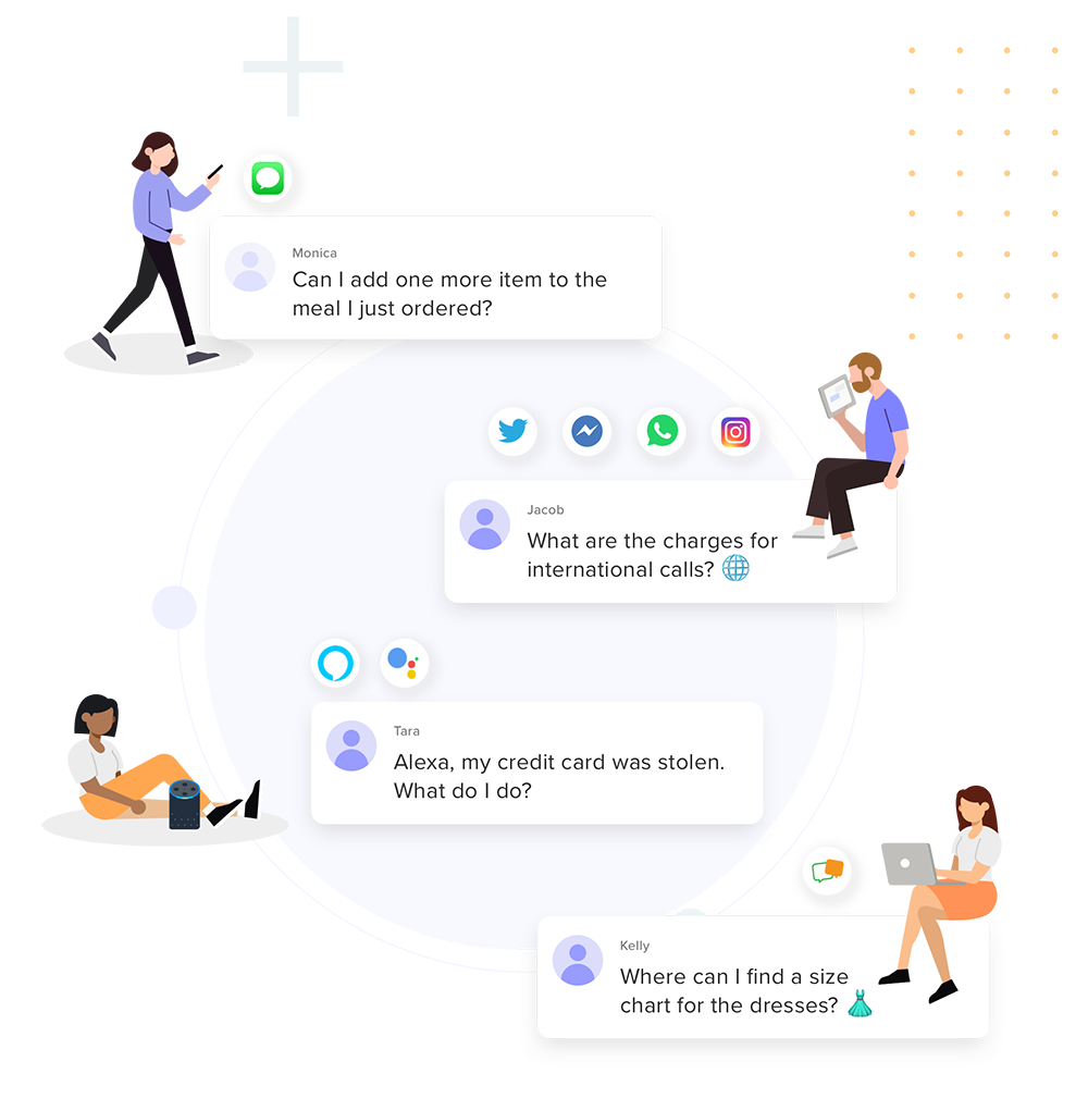 AI-Powered Customer Service Chatbot.