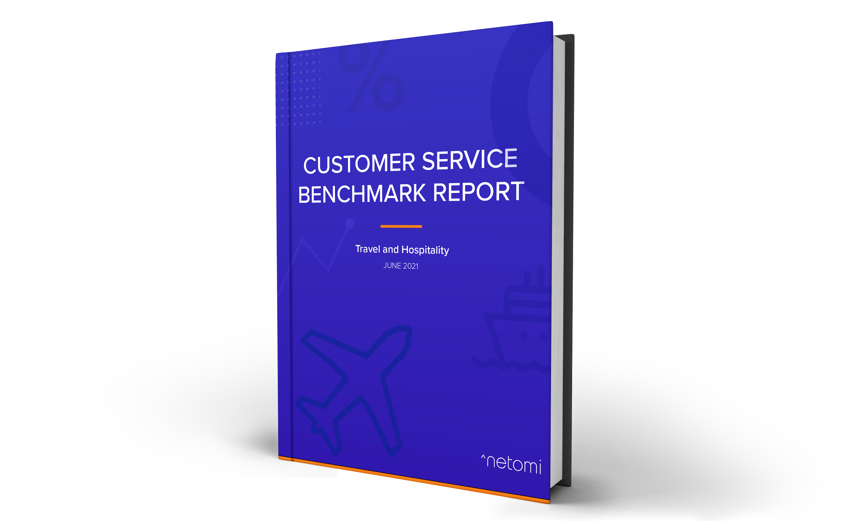 Customer Service Benchmark Report: Travel and Hospitality Edition 2021