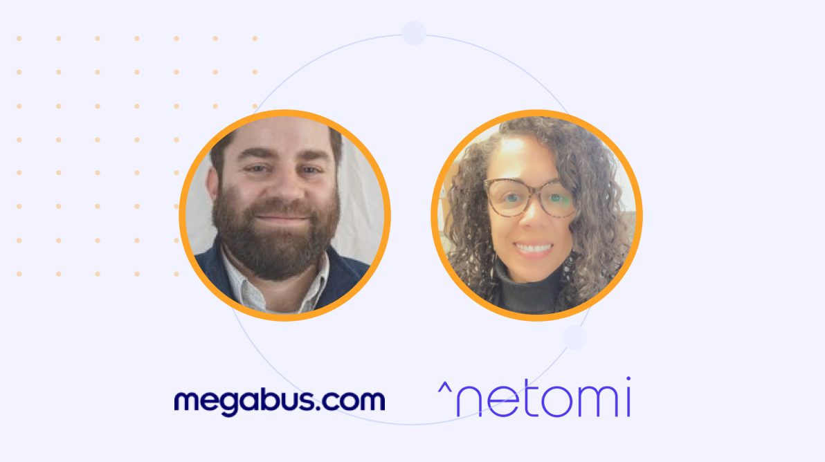 How Megabus Leverages the Power of AI with Netomi.